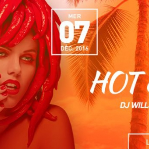 Flyer Hot & Spicy