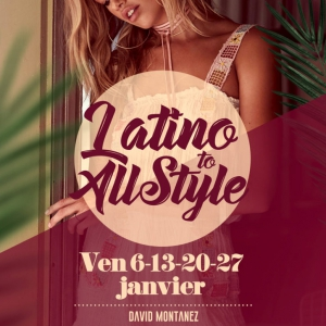 Flyer Latino to All Style