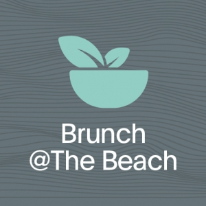 Flyer Brunch @The Beach