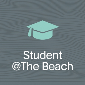 Flyer Student @The Beach