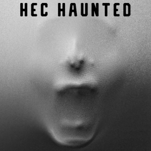Flyer HEC HAUNTED
