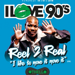 Flyer MAD I LOVE 90'S