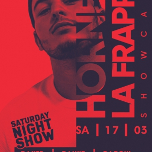 Flyer Hornet la Frappe en Showcase