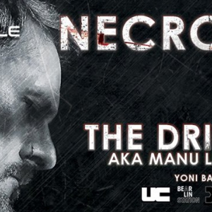 Flyer Nécrose - The Driver Aka Manu le Malin
