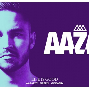Flyer Aazar (FR) /// Life Is Good
