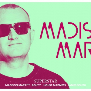 Flyer Madison Mars /// Superstar