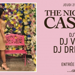Flyer The Night by Cassie
