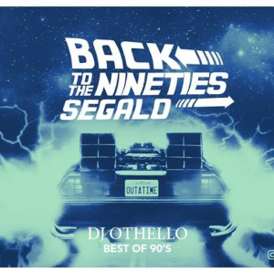 Flyer SEGALO | back to the 90's !