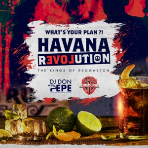 Flyer HAVANA' R3VOLUTION
